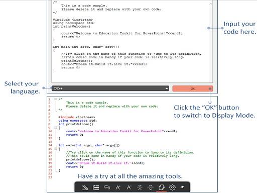code-presenter-pro